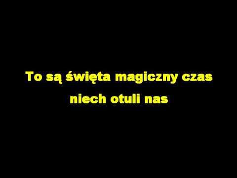 Kosmo i Thomas Grotto - Magiczne Swięta (Karaoke)
