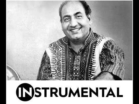Hum Tumse Judaa Hokar (Instrumental) Mohammad Rafi Music Usha Khanna
