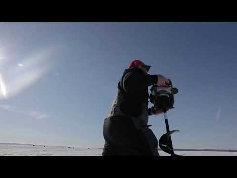 What It Takes To Be A Green Bay Ice Fishing Guide
