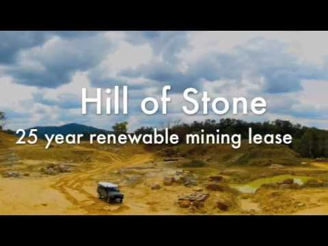 Hill of Stone SANDSTONE MINING LEASE LJ Hooker Brisbane Central Real Estate and Property Management