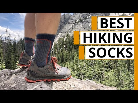 Top 5 Best Hiking Socks | What Socks for Hiking