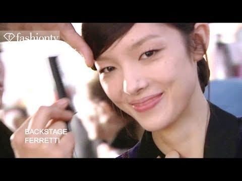 Model Talks - Fei Fei Sun - Exclusive Interview - Fall 2011   FashionTV - FTV