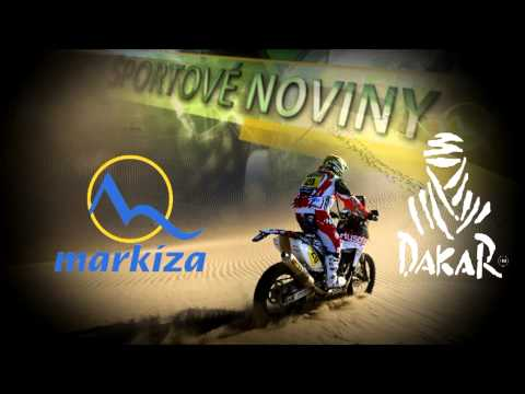 športové noviny - Dakar - markíza