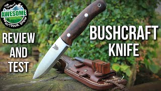 Bushcraft Knife Review - TBS Boar | TA Outdoors