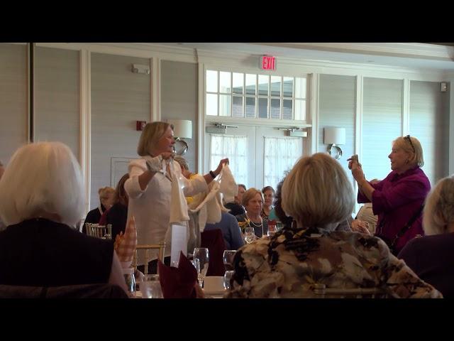 Women's Club Luncheon (October 19th 2021)