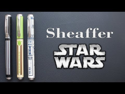 Sheaffer Pop Star Wars Review