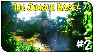 STARTING THE JUNGLE BASE! - Minecraft Vanilla SMP Ep. 2 (Let's Play)