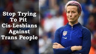 UK Papers Are Exploiting Megan Rapinoe To Fuel Transphobia - A Critical Response