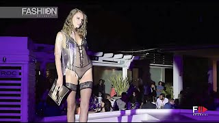 OLGA KENT Lingerie Collection Spring 2015 - Fashion Channel