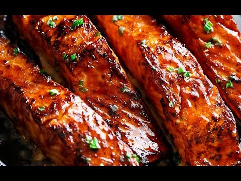 Firecracker Salmon SNACK FLICKS