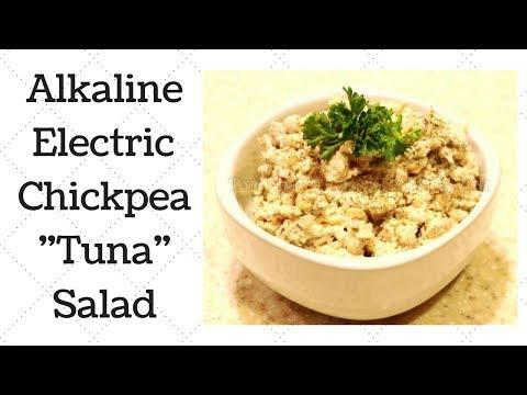 Chickpea Tuna Salad Dr Sebi Alkaline Electric Recipe