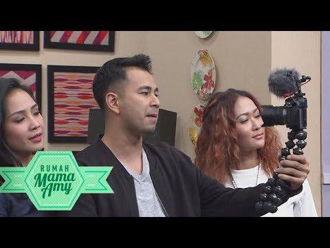 Lagi Ngevlog, Berapa Kali Raffi Ahmad Bilang GUYS di Video Ini? - Rumah Mama Amy (14/11)