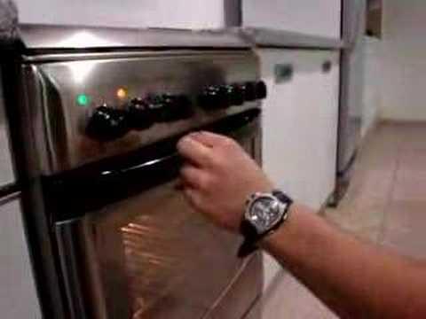 Como se prende el horno parte 2 youtube - El mejor horno de cocina ...