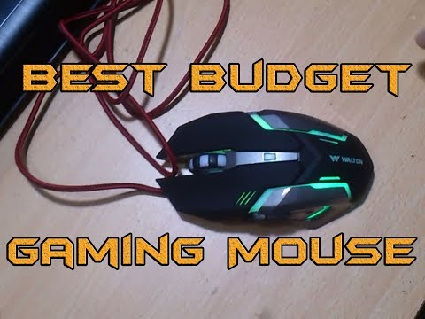 WALTON Gaming Mouse Hands-On Review [Bangla]
