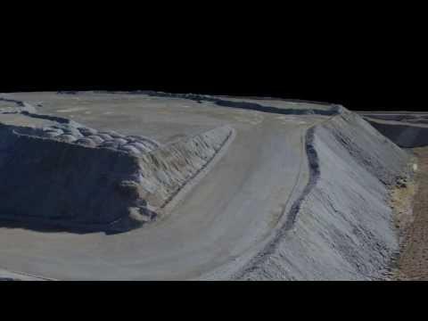 Robota's Triton creates 3D map of a gold mine