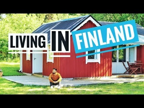 Life in Finland - Living in Finland as a foreigner and student - A page from my Finnish diary #vlog7