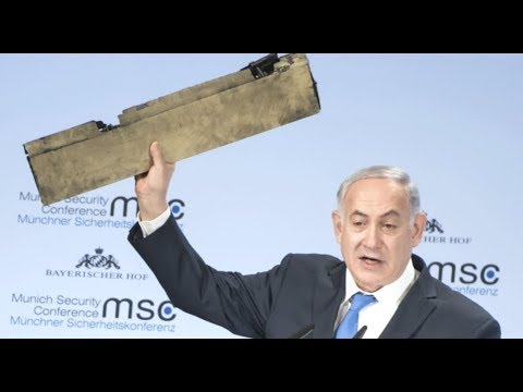 "Breaking News: ""Netanyahu Threatens Iran"""