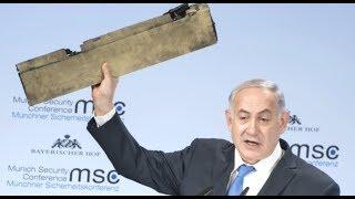 """Breaking News: """"Netanyahu Threatens Iran"""""""