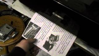 печать листовок на принтере виграном на аукро за 52 гривни(Даний принтер я вииграл на аукционе аукро,сначала пробовал печатать,невишло из-за засохших катриджей,прочи..., 2015-01-08T12:59:09.000Z)