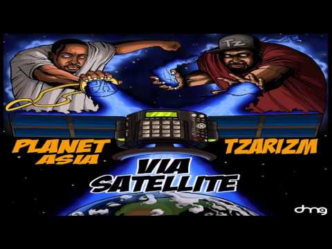 Planet Asia & TzariZM - Via Satellite Full Album