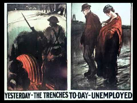 Britain and the domestic impact of World War 1