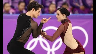 Winter Olympics 2018: Tessa Virtue and Scott Moir Win Ice Dancing Gold With World Record