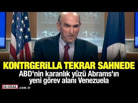 ABD'nin karanlık yüzü Elliott Abrams'ın yeni görev alanı Venezuela