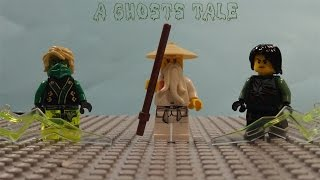 Ninjago The Haunted episode 34- A Ghost