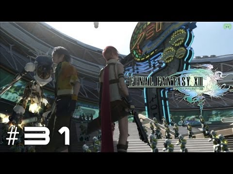 FINAL FANTASY 13 # 31 - In der Falle «»  Let's Play Final Fantasy 13 | HD