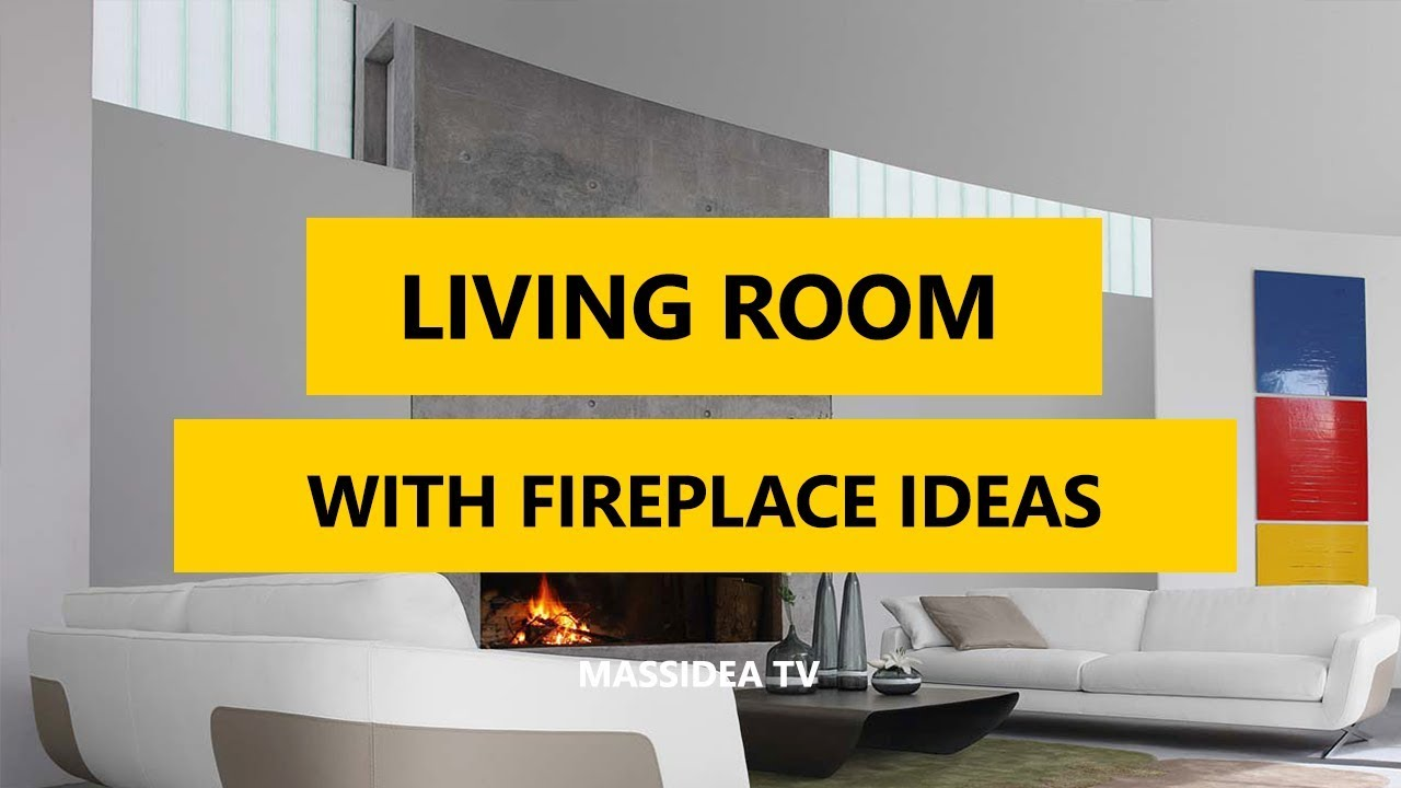 50+ Awsome Living Room with Fireplace Ideas images 2017 - YouTube