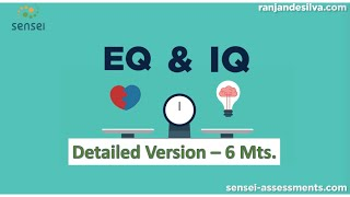 Sensei   EQ-IQ Balance   6 Mts version