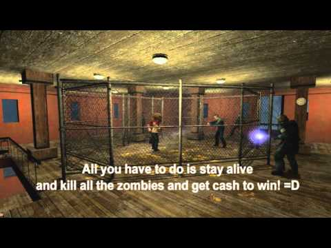 GMOD Lang's Zombie RP Server Commercial
