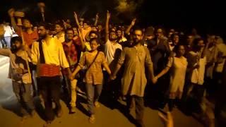JNUSU Elections 2018 : Left Unity Pre Election Mashaal Juloos