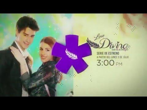 Love Divina estreno en México el 3 de julio a las 3:00 pm por Canal 5