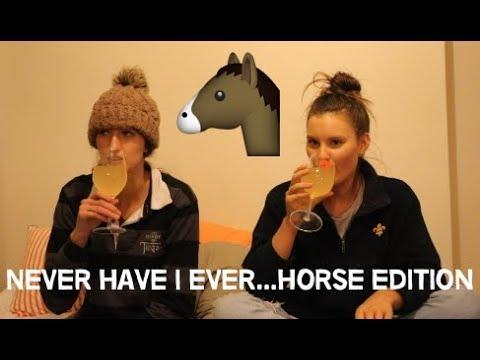 Never have I ever horse edition - ft. Kiv Agnew