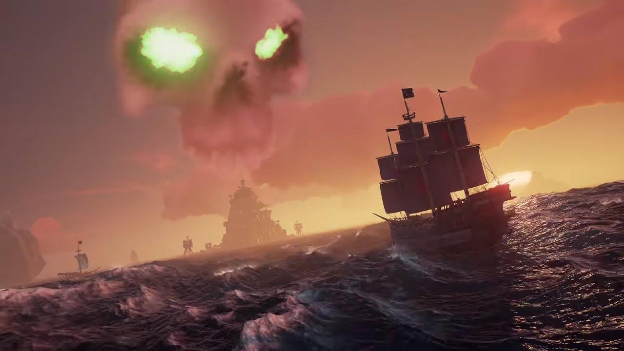 Sea of Thieves | Покоряем моря с Retro Universe