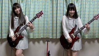 大阪でギターをしている「ゆきこ」です(。・v ・。) ※大阪のガールズバンド...