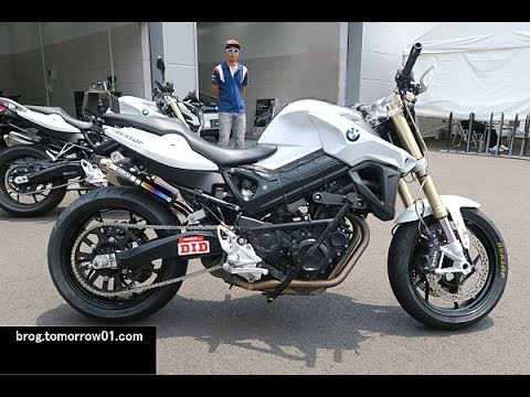 bmw f800r custom exhibition youtube. Black Bedroom Furniture Sets. Home Design Ideas