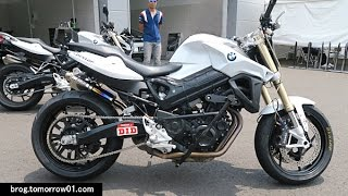 Bmw F800r Custom Exhibition 日本一のバイク動画まとめサイト