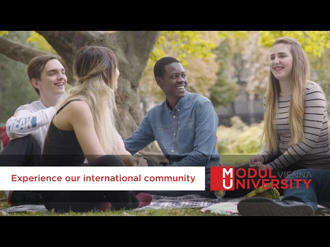MODUL University Vienna - Experience our international community