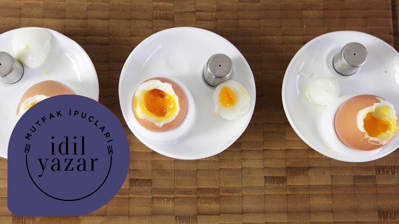 Katı Yumurta Haşlama Süresi