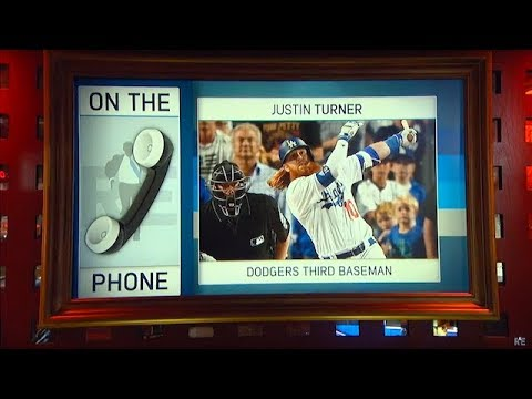 Dodgers 3B Justin Turner Talks NLCS w/Rich Eisen & Nick Swisher   Full Interview   10/17/18