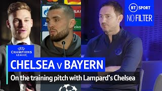 No Filter: Chelsea vs Bayern, Episode One | On the training pitch with Frank Lampard