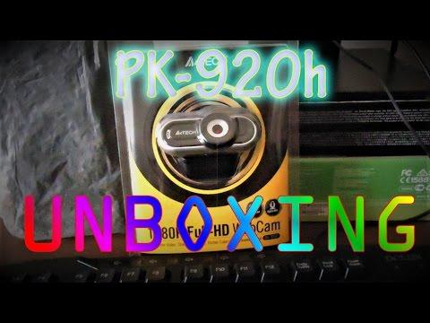 A4Tech PK 920h Unboxing & Test 2017