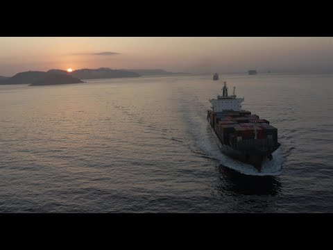 ONE Manhattan container ship