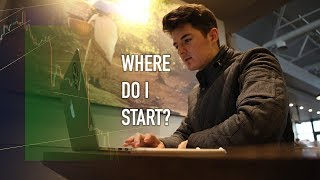 HOW TO START OUT IN FOREX   Michael Bamber