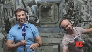 """""""Вечерний Ургант"""" вышел в космос"""