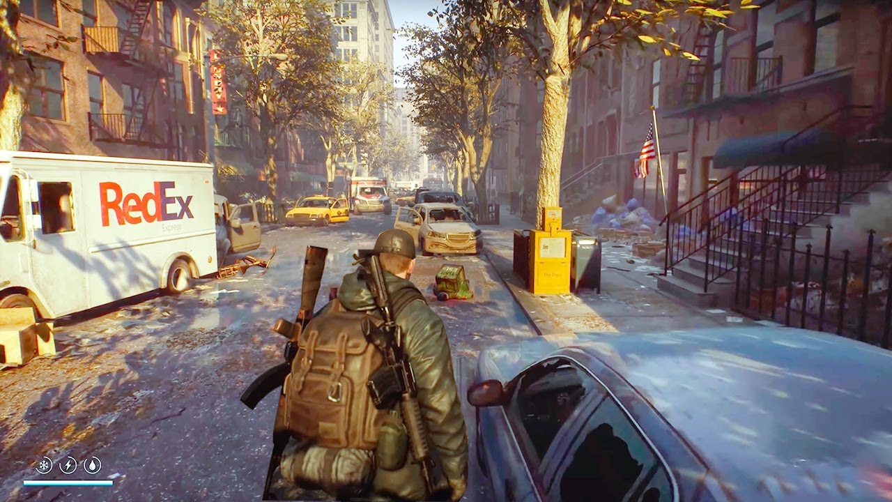 The Day Before's Ambitious Take on Division Meets Last of Us