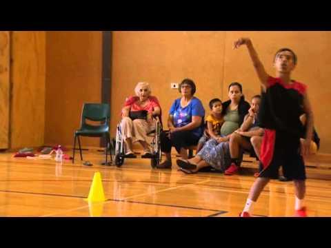 Young Māori basketballers selected for Michael Jordan camp