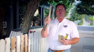 How To Paint A Fence Right, Prep